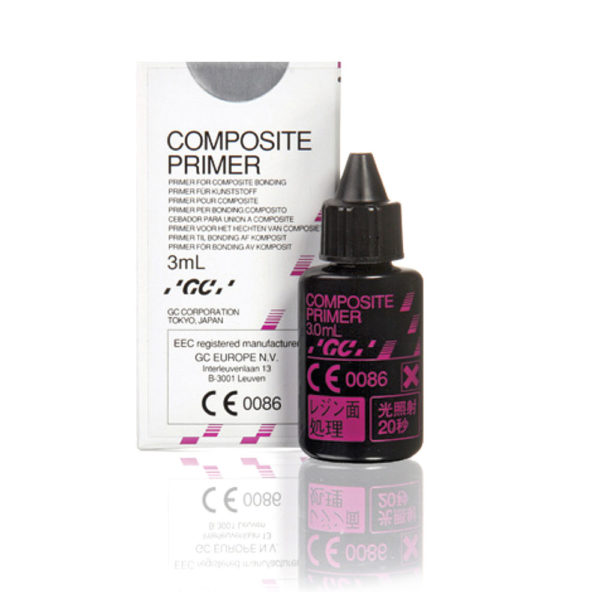 GC Composite Primer Gradia 3ml   Dentistry Products   Fibrebond.