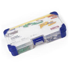 Directa Fender Wedge Assortment 4x36 Pcs Assortment   Dentistry Tools   Fibrebond.